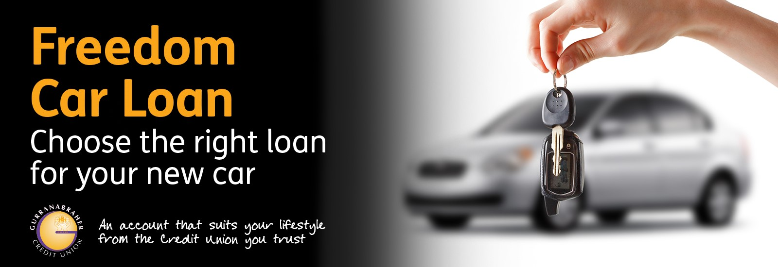 Freedom Car Loan website